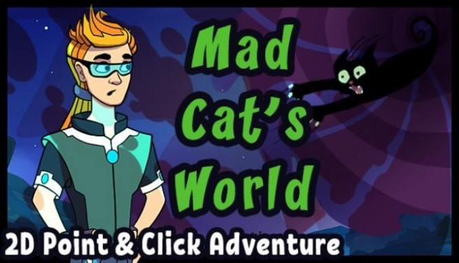 Mad Cat's World. Act - 1: Not by meat alone... Free Download