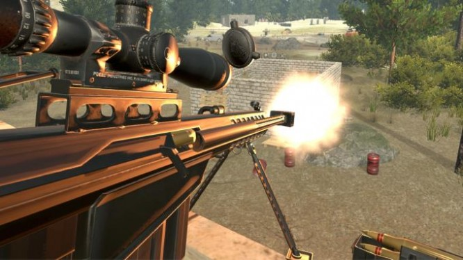 Mad Gun Range VR Simulator Torrent Download