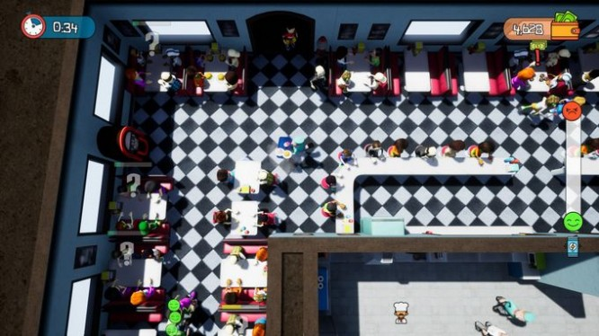 Mad Restaurant People Torrent Download