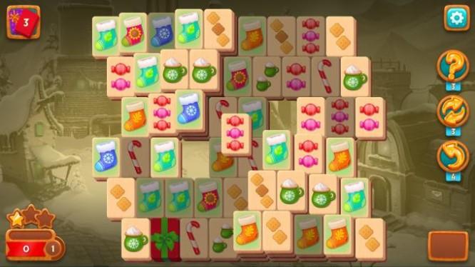 Mahjong Fest: Winterland PC Crack