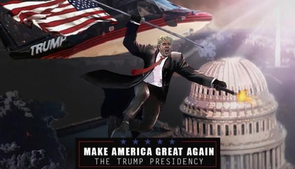 Make America Great Again: The Trump Presidency Free Download
