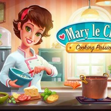 Mary Le Chef - Cooking Passion Game Free Download