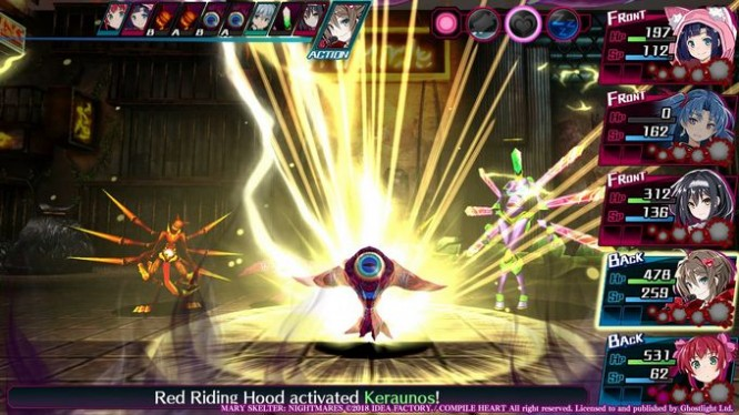 Mary Skelter: Nightmares PC Crack