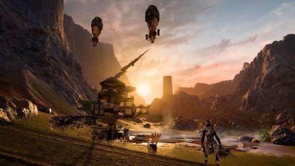 Mass Effect: Andromeda PC Crack