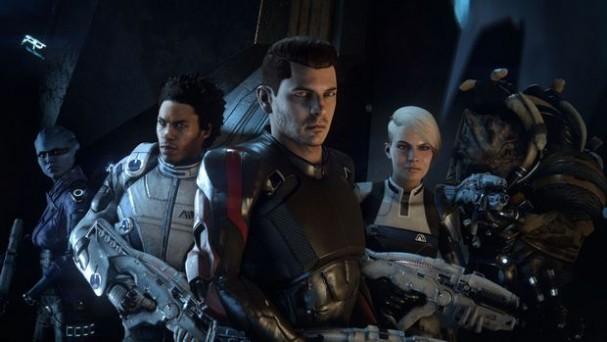 Mass Effect: Andromeda Torrent Download