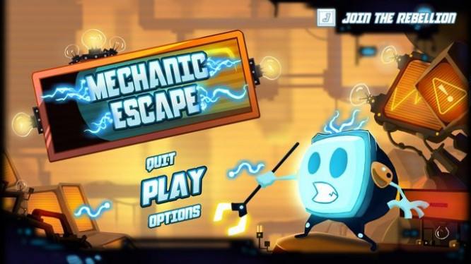 Mechanic Escape Torrent Download