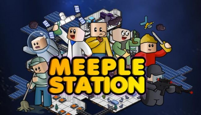 Meeple Station Game Free Download - IGG Games !