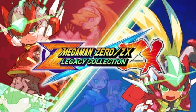Mega Man Zero/ZX Legacy Collection Free Download