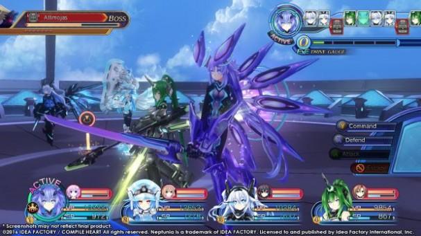 Megadimension Neptunia VII Torrent Download