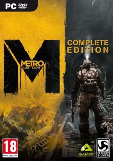 Metro Last Light Complete Edition Free Download