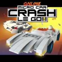 Micro Car Crash Online Le Go! Game Free Download