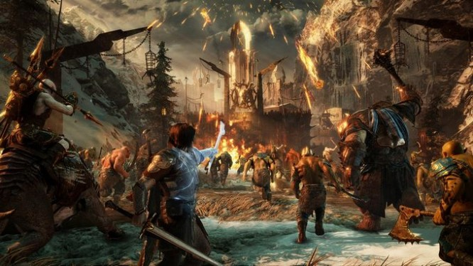 Middle-earth?: Shadow of War? Torrent Download