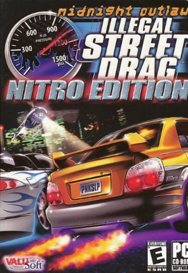 Midnight Outlaw: Illegal Street Drag Nitro Edition Free Download
