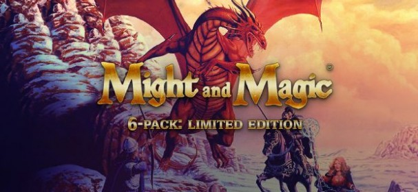 Might and Magic 6-pack Limited Edition Free Download
