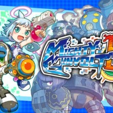 MIGHTY GUNVOLT BURST (ALL DLC) Game Free Download