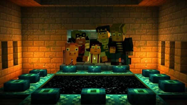 Minecraft Story Mode A Telltale Games Series Game Free