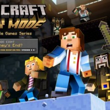 Minecraft: Story Mode A Telltale Games Series Game Free Download