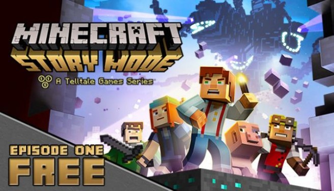 Minecraft: Story Mode - A Telltale Games Series Free Download
