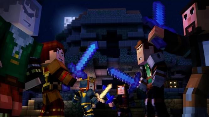 Minecraft: Story Mode - A Telltale Games Series PC Crack