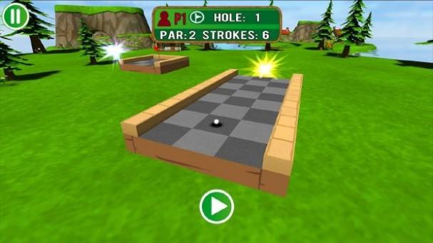 Mini Golf Mundo PC Crack