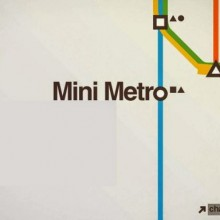 Mini Metro (Gamma 36a) Game Free Download