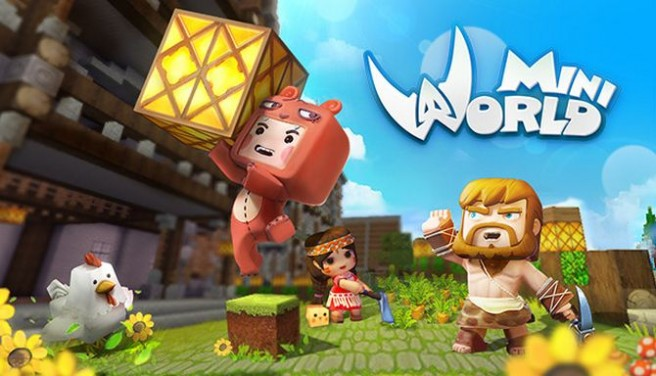 Mini World: Block Art Free Download