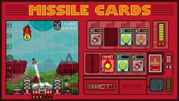 Missile Cards PC Crack