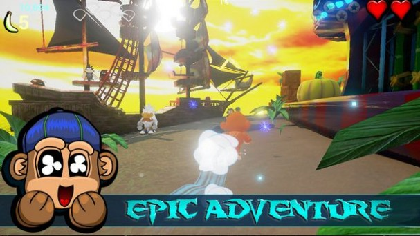 Monkey Land 3D: Reaper Rush Torrent Download