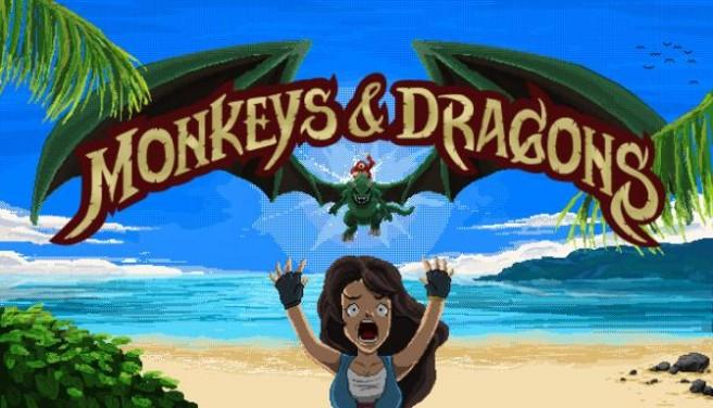 Monkeys & Dragons Free Download