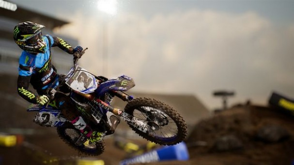 Monster Energy Supercross The Official Videogame PC Crack