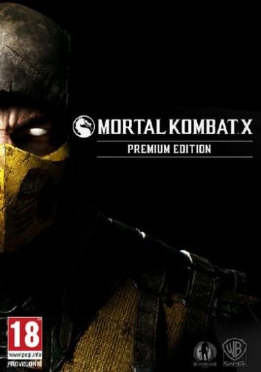 Mortal Kombat X Premium Edition Free Download