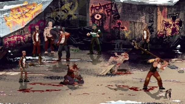 Mother Russia Bleeds PC Crack
