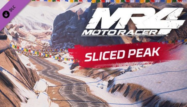 Moto Racer 4 - Sliced Peak Free Download