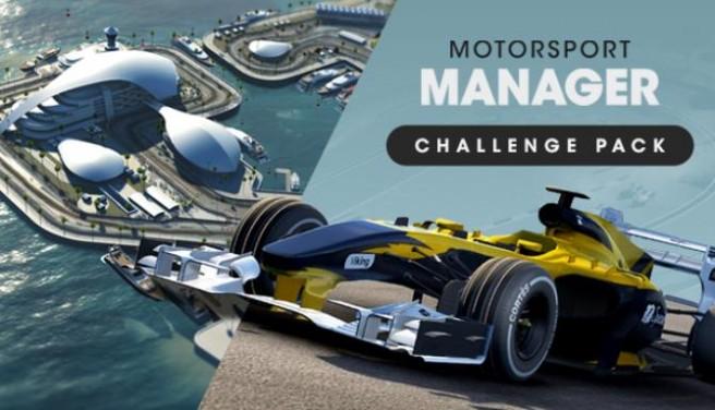 Motorsport Manager - Challenge Pack Free Download