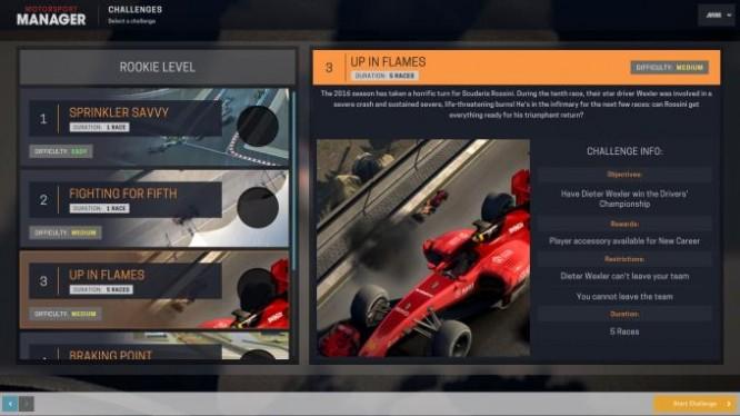 Motorsport Manager - Challenge Pack PC Crack