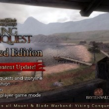 Mount & Blade: Warband Viking Conquest (v1.173) Game Free Download