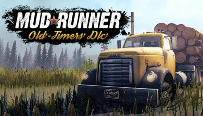MudRunner - Old-timers DLC Free Download