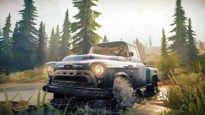 MudRunner - Old-timers DLC PC Crack