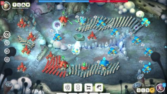 Mushroom Wars 2 PC Crack