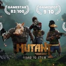 Mutant Year Zero: Road to Eden (ALL DLC) Game Free Download