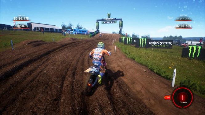 MXGP 2019 - The Official Motocross Videogame PC Crack