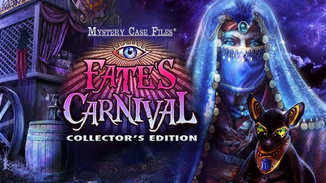 Mystery Case Files: Fate's Carnival Free Download