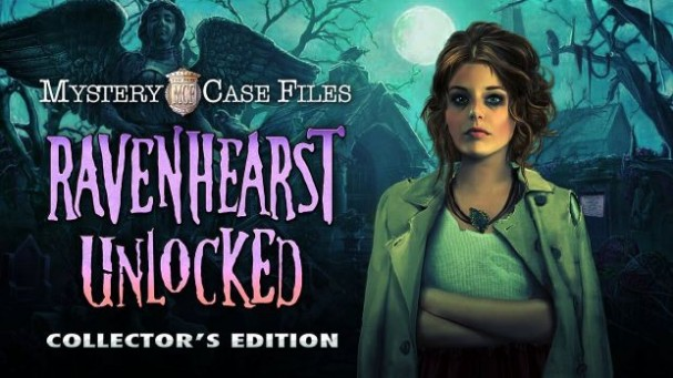 Mystery Case Files: Ravenhearst Unlocked Collector's Edition Free Download