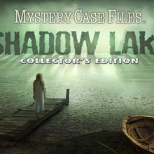 Mystery Case Files: Shadow Lake Collector's Edition Game Free Download