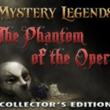 Mystery Legends: The Phantom of the Opera Collector's Edition Game Free Download