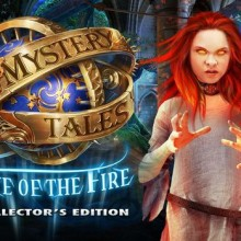 Mystery Tales: Eye of the Fire Collector's Edition Game Free Download