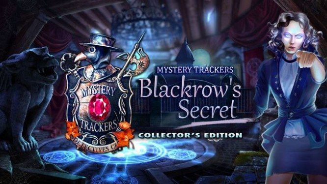 Mystery Trackers: Blackrow's Secret Free Download