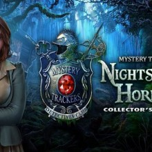 Mystery Trackers: Nightsville Horror Collector's Edition Game Free Download