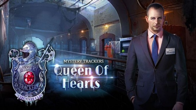 Mystery Trackers: Queen of Hearts Collector's Edition Free Download