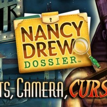 Nancy Drew Dossier: Lights, Camera, Curses! Game Free Download